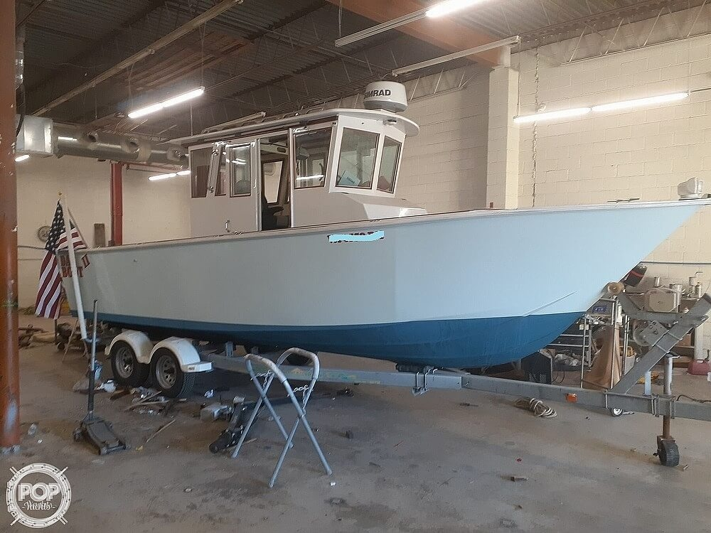 2008 Custom boat for sale, model of the boat is Sport & Image # 11 of 40