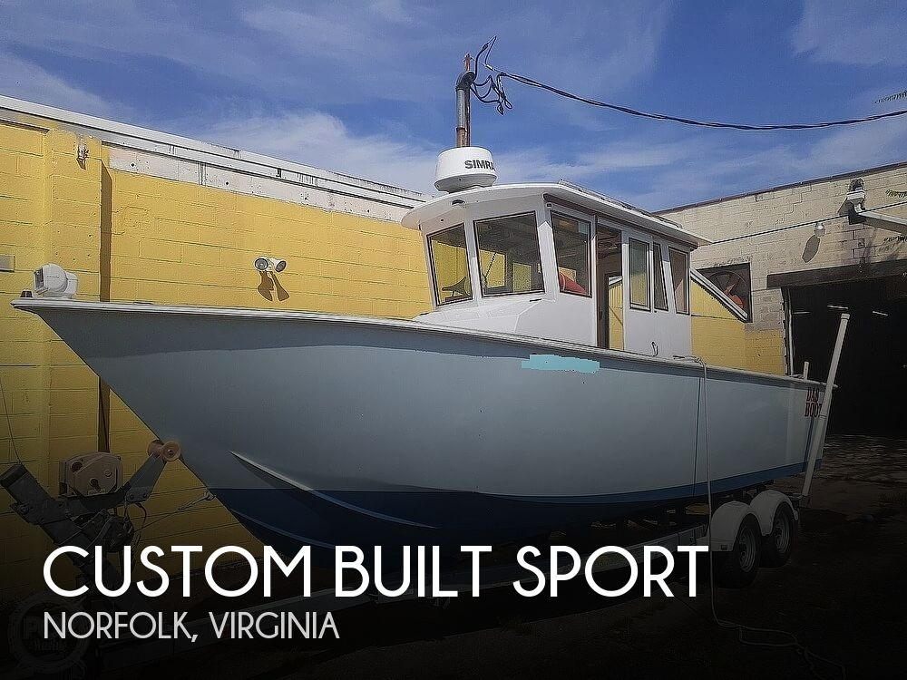 2008 Custom boat for sale, model of the boat is Sport & Image # 1 of 40