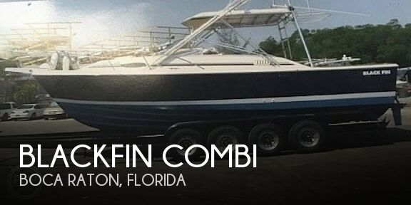 1987 Blackfin boat for sale, model of the boat is Combi & Image # 1 of 20