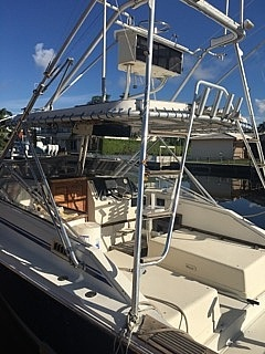 1987 Blackfin boat for sale, model of the boat is Combi & Image # 4 of 20