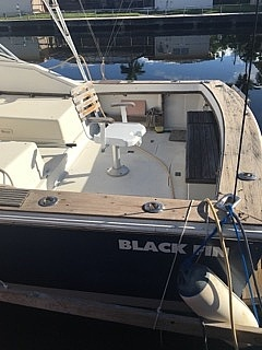 1987 Blackfin boat for sale, model of the boat is Combi & Image # 7 of 20