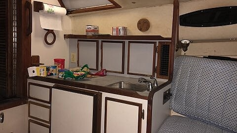 1987 Blackfin boat for sale, model of the boat is Combi & Image # 12 of 20