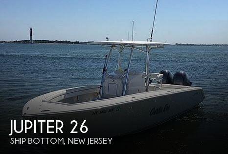 Used Jupiter Boats For Sale by owner   2015 Jupiter 26