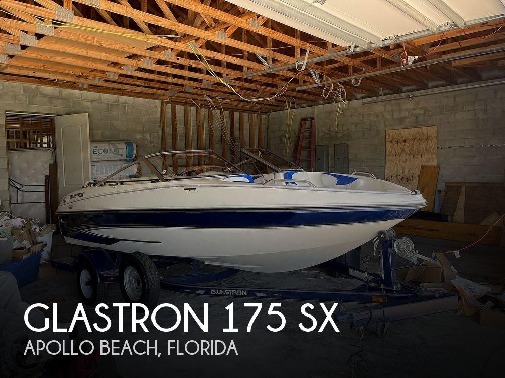 2005 GLASTRON 175 SX for sale