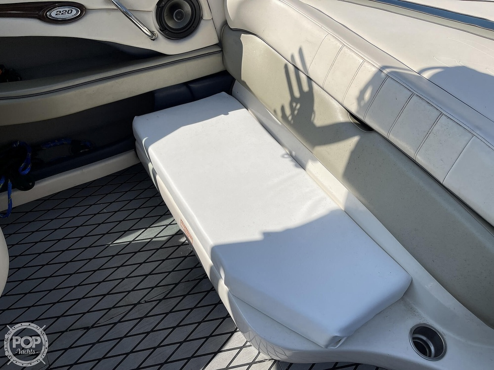 2005 Sea Ray boat for sale, model of the boat is 220 Select & Image # 40 of 40