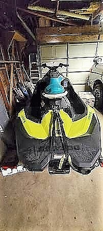 2019 Sea Doo PWC boat for sale, model of the boat is Spark 3UP & Image # 4 of 11