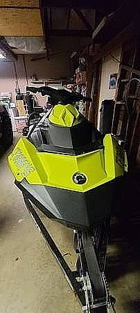 2019 Sea Doo PWC boat for sale, model of the boat is Spark 3UP & Image # 6 of 11