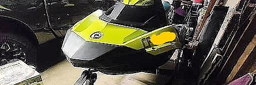 2019 Sea Doo PWC boat for sale, model of the boat is Spark 3UP & Image # 10 of 11