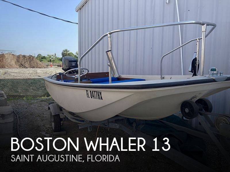 Used Boston Whaler 13 Boats For Sale by owner | 1989 Boston Whaler 13