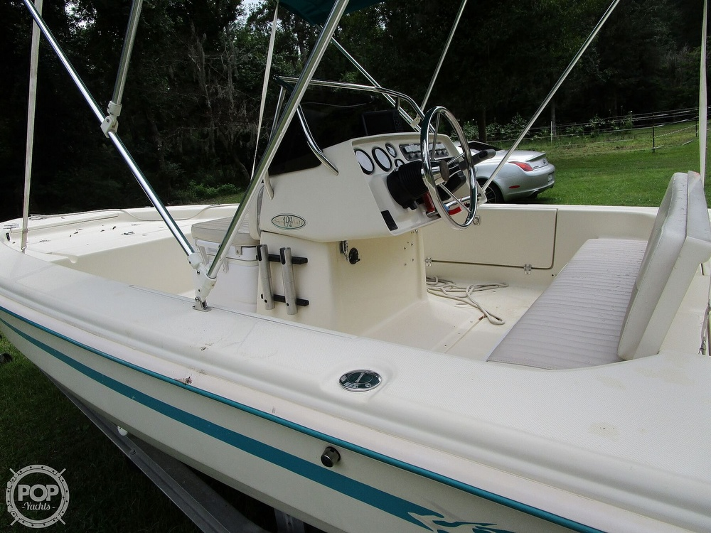 1999 Scout boat for sale, model of the boat is 192 Sportfisher & Image # 19 of 40