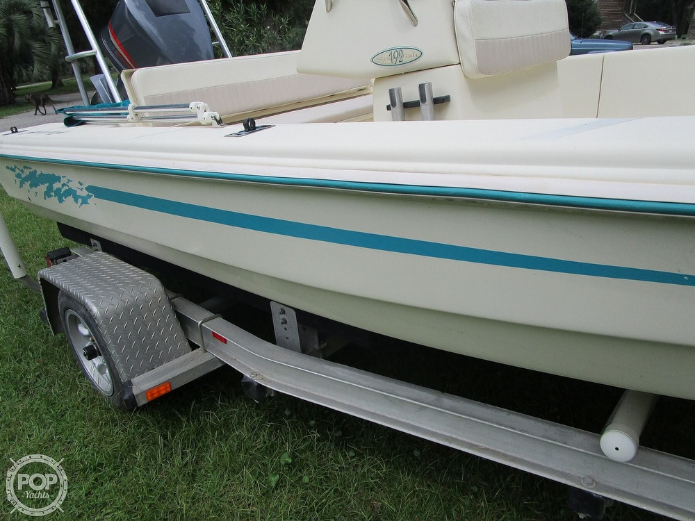 1999 Scout boat for sale, model of the boat is 192 Sportfisher & Image # 24 of 40