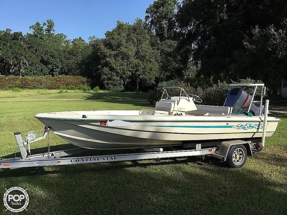 1999 Scout boat for sale, model of the boat is 192 Sportfisher & Image # 2 of 40