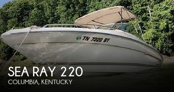 Used Sea Ray signature Boats For Sale by owner | 1995 Sea Ray 220 Signature