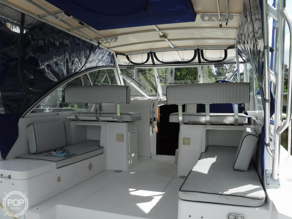 2001 Mainship boat for sale, model of the boat is 34 Pilot & Image # 36 of 40