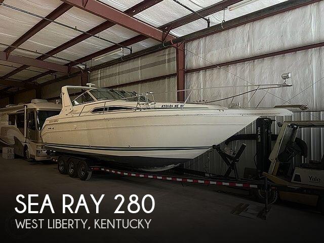 1990 Sea Ray 280