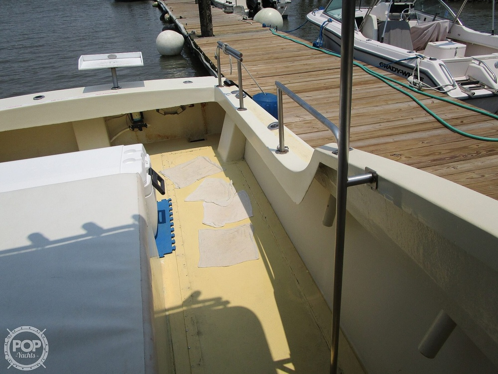 1984 Delta boat for sale, model of the boat is 30 & Image # 21 of 40