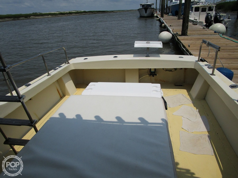 1984 Delta boat for sale, model of the boat is 30 & Image # 22 of 40