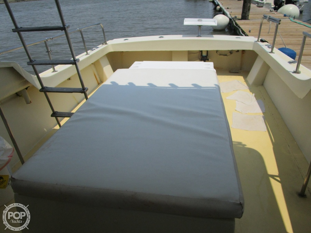 1984 Delta boat for sale, model of the boat is 30 & Image # 23 of 40