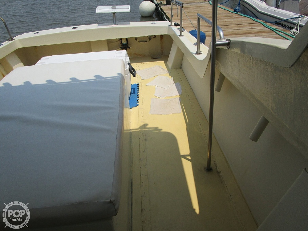1984 Delta boat for sale, model of the boat is 30 & Image # 24 of 40