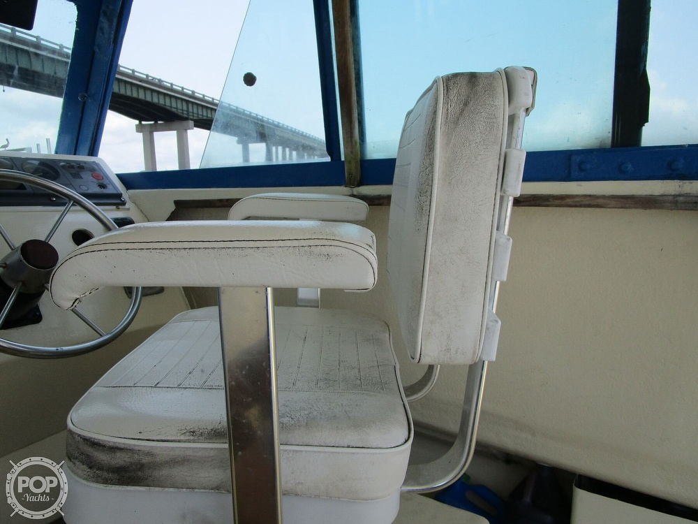 1984 Delta boat for sale, model of the boat is 30 & Image # 33 of 40