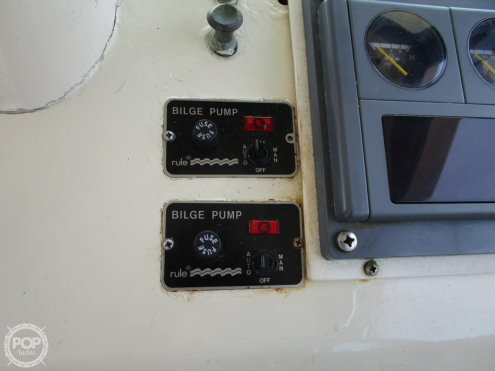 1984 Delta boat for sale, model of the boat is 30 & Image # 36 of 40