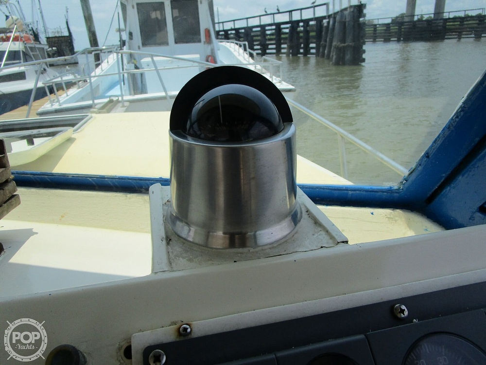 1984 Delta boat for sale, model of the boat is 30 & Image # 38 of 40