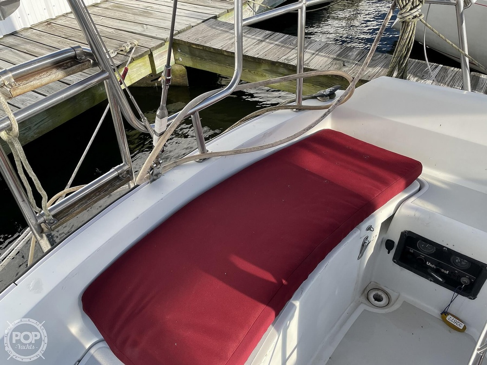 1988 O'day boat for sale, model of the boat is 35 & Image # 11 of 40