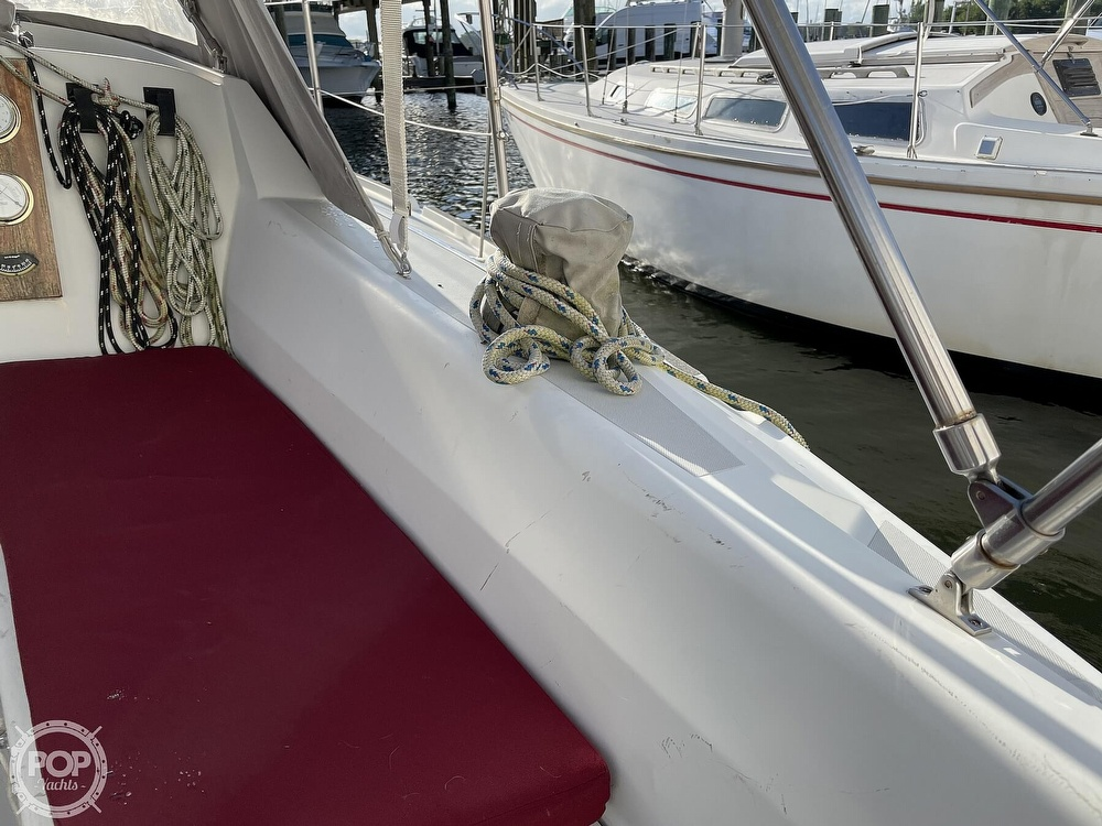 1988 O'day boat for sale, model of the boat is 35 & Image # 12 of 40