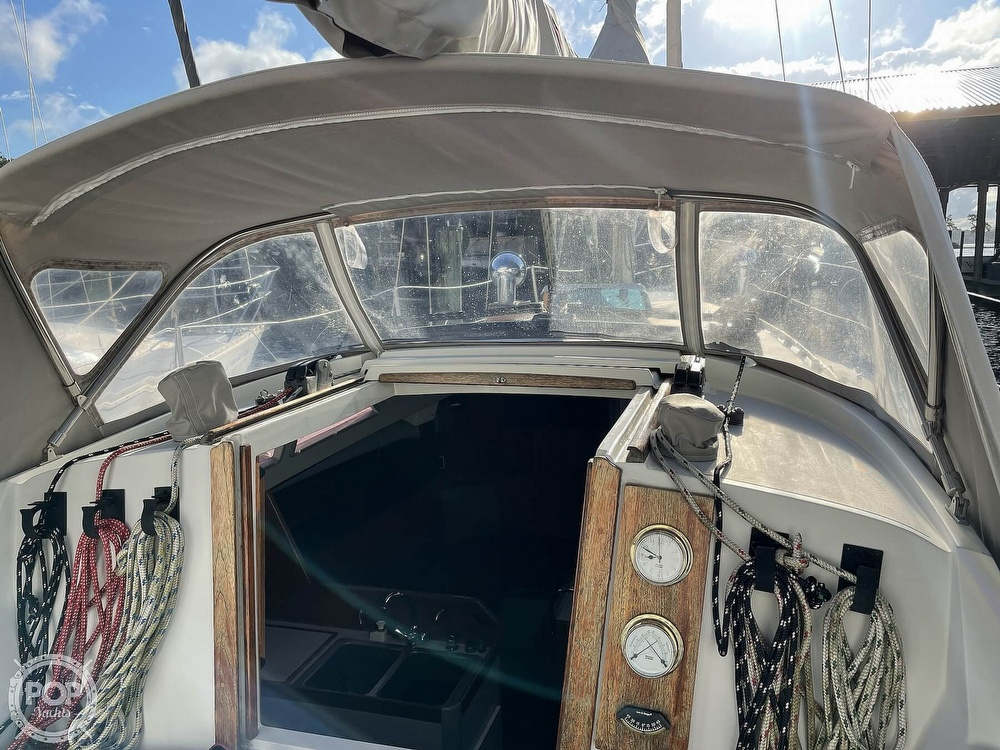1988 O'day boat for sale, model of the boat is 35 & Image # 13 of 40