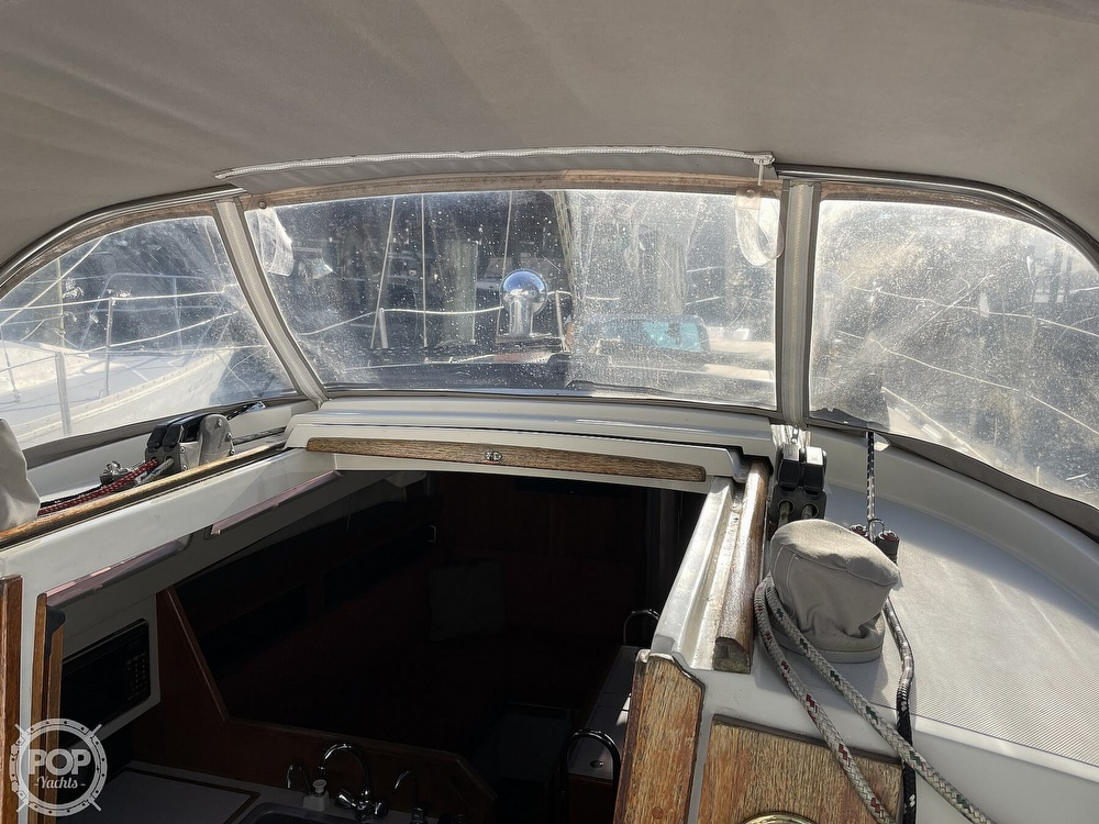 1988 O'day boat for sale, model of the boat is 35 & Image # 15 of 40