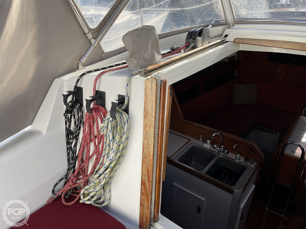 1988 O'day boat for sale, model of the boat is 35 & Image # 16 of 40