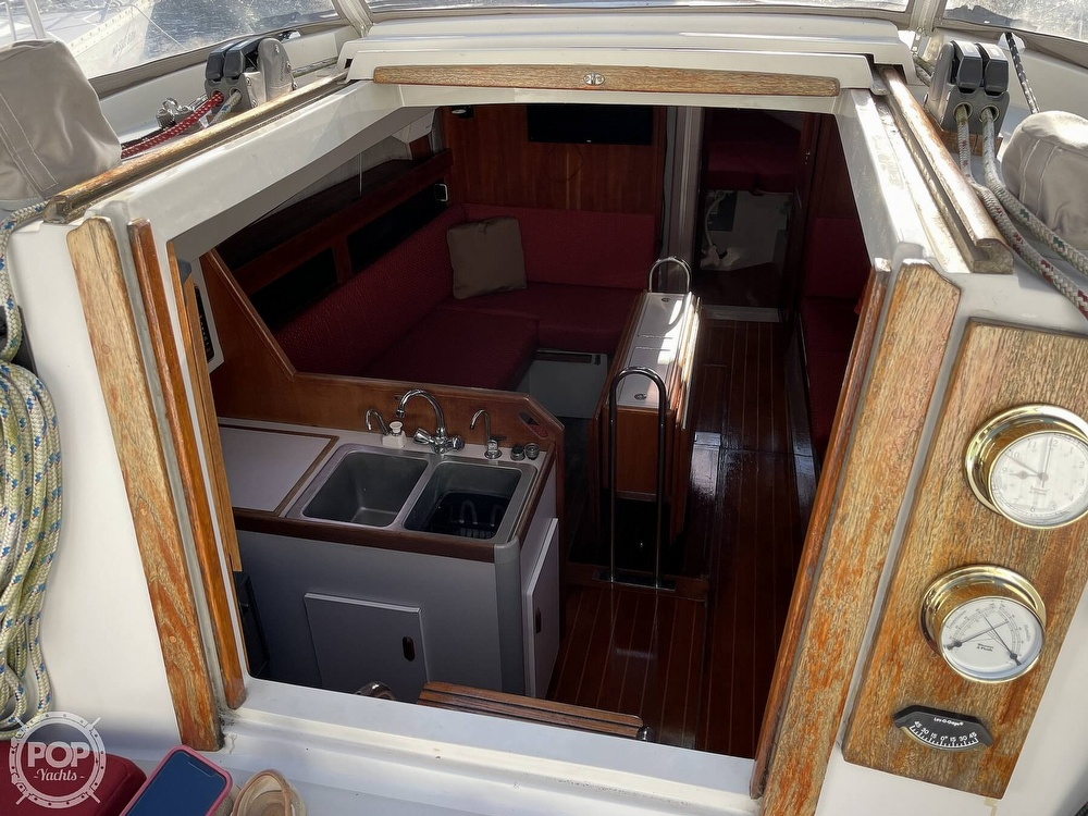 1988 O'day boat for sale, model of the boat is 35 & Image # 17 of 40