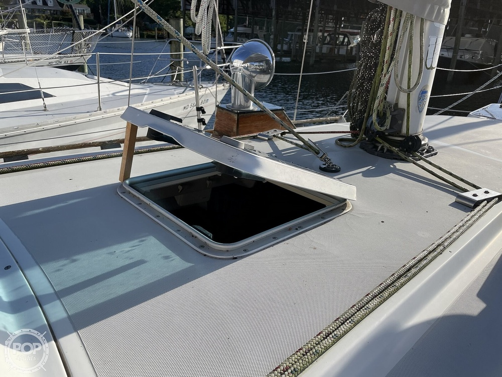 1988 O'day boat for sale, model of the boat is 35 & Image # 21 of 40