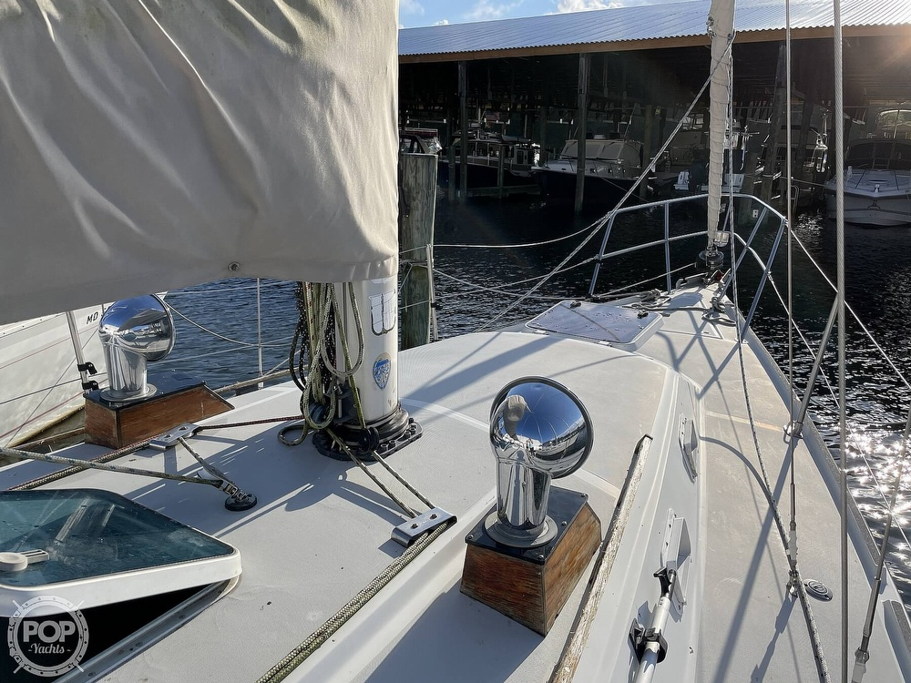1988 O'day boat for sale, model of the boat is 35 & Image # 22 of 40