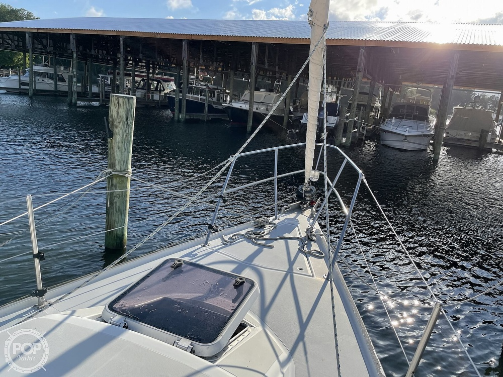 1988 O'day boat for sale, model of the boat is 35 & Image # 23 of 40