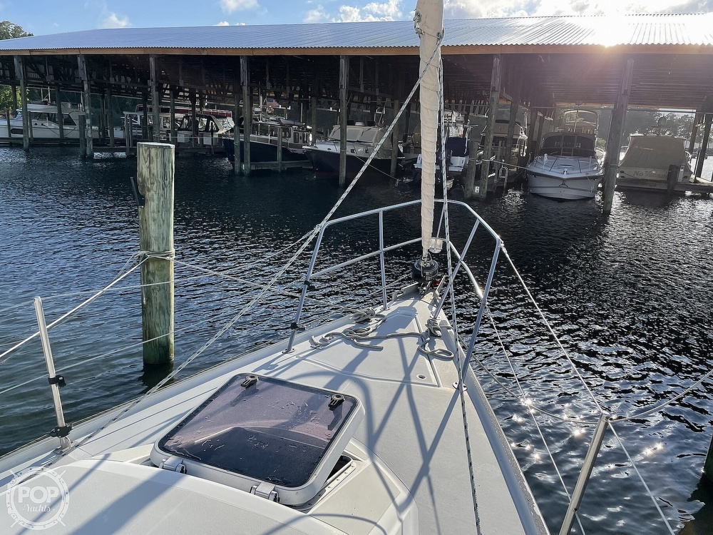 1988 O'day boat for sale, model of the boat is 35 & Image # 24 of 40