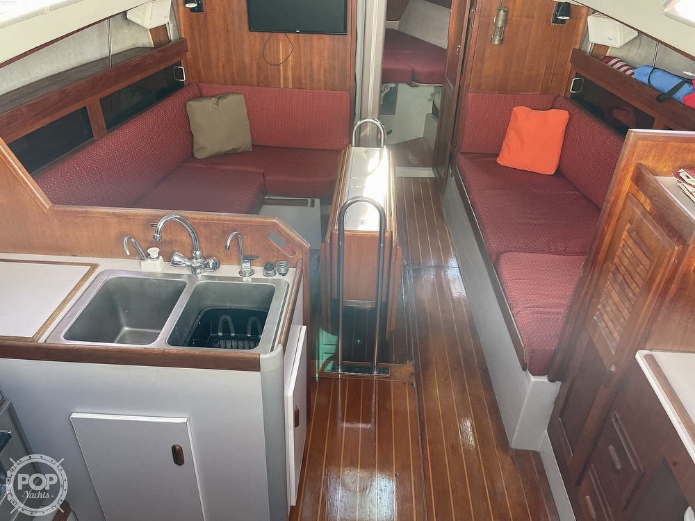 1988 O'day boat for sale, model of the boat is 35 & Image # 5 of 40