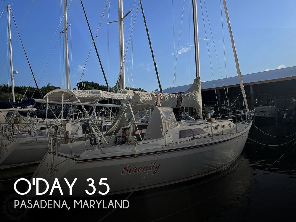 1988 O'day boat for sale, model of the boat is 35 & Image # 1 of 40