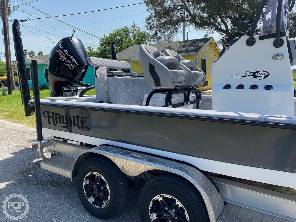 2020 Haynie boat for sale, model of the boat is 25 Magnum & Image # 3 of 36