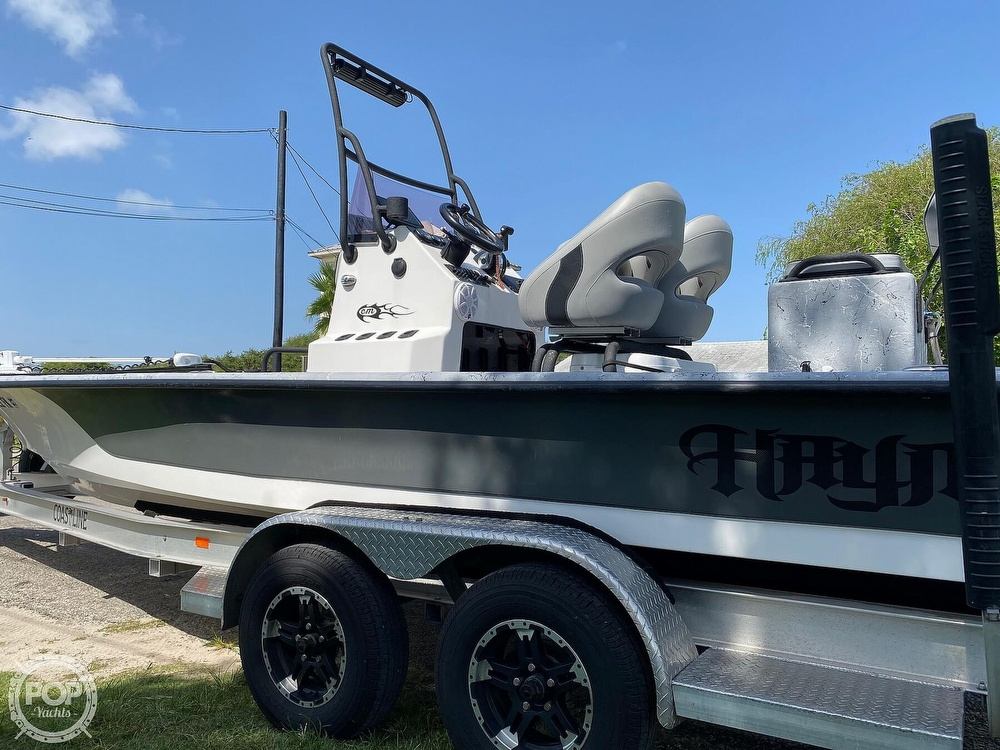 2020 Haynie boat for sale, model of the boat is 25 Magnum & Image # 8 of 36