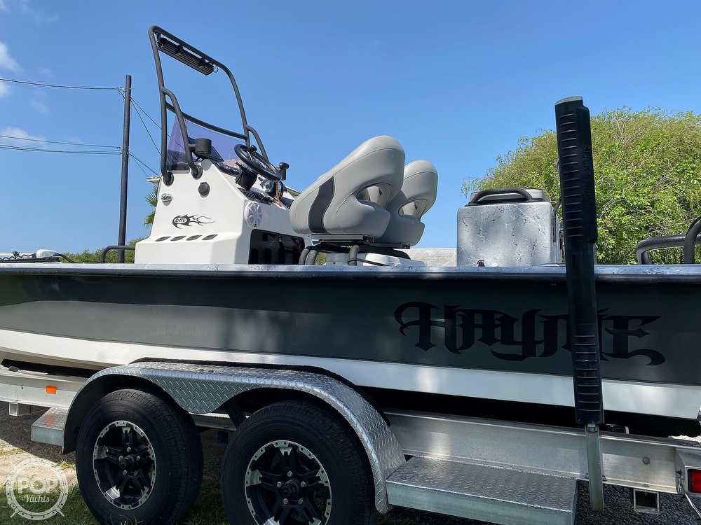 2020 Haynie boat for sale, model of the boat is 25 Magnum & Image # 9 of 36