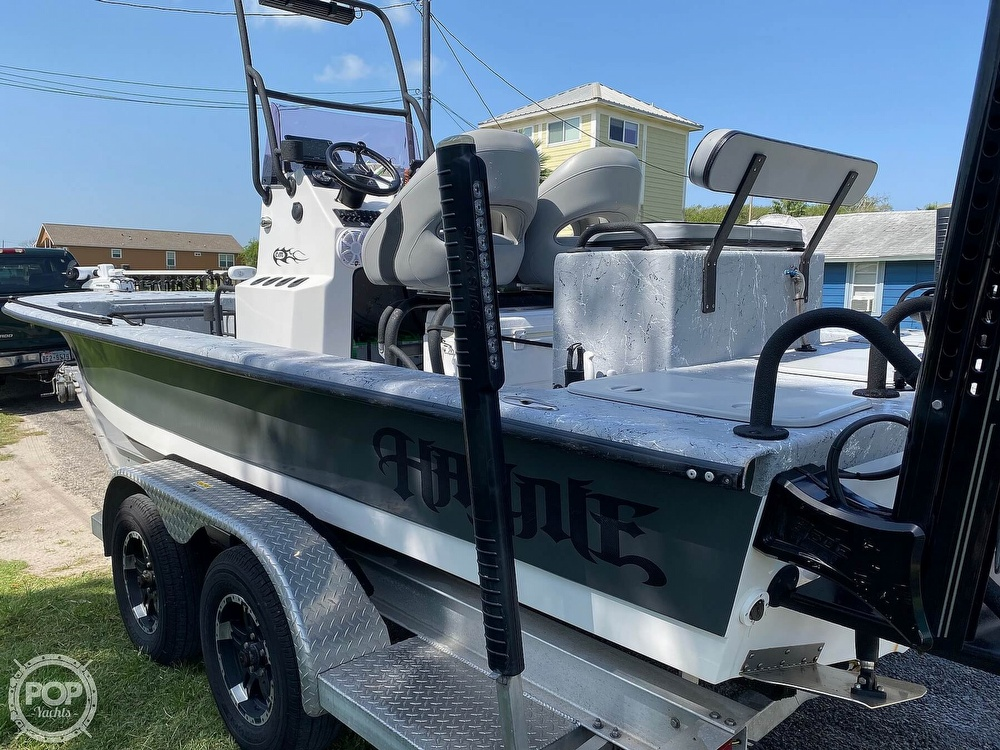 2020 Haynie boat for sale, model of the boat is 25 Magnum & Image # 10 of 36