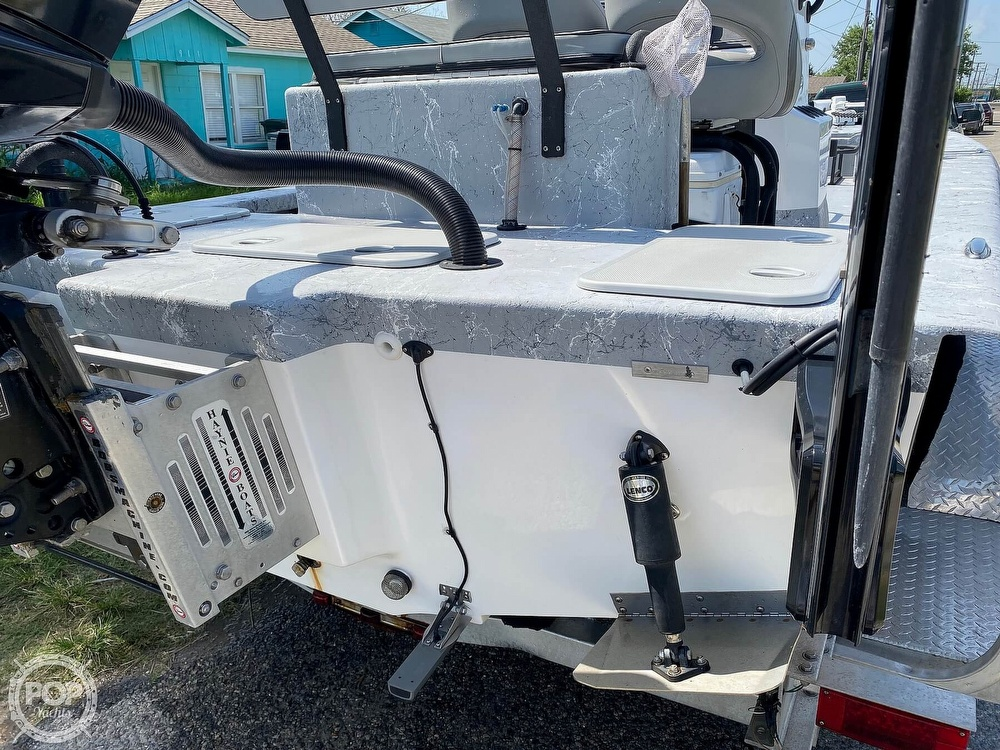 2020 Haynie boat for sale, model of the boat is 25 Magnum & Image # 14 of 36
