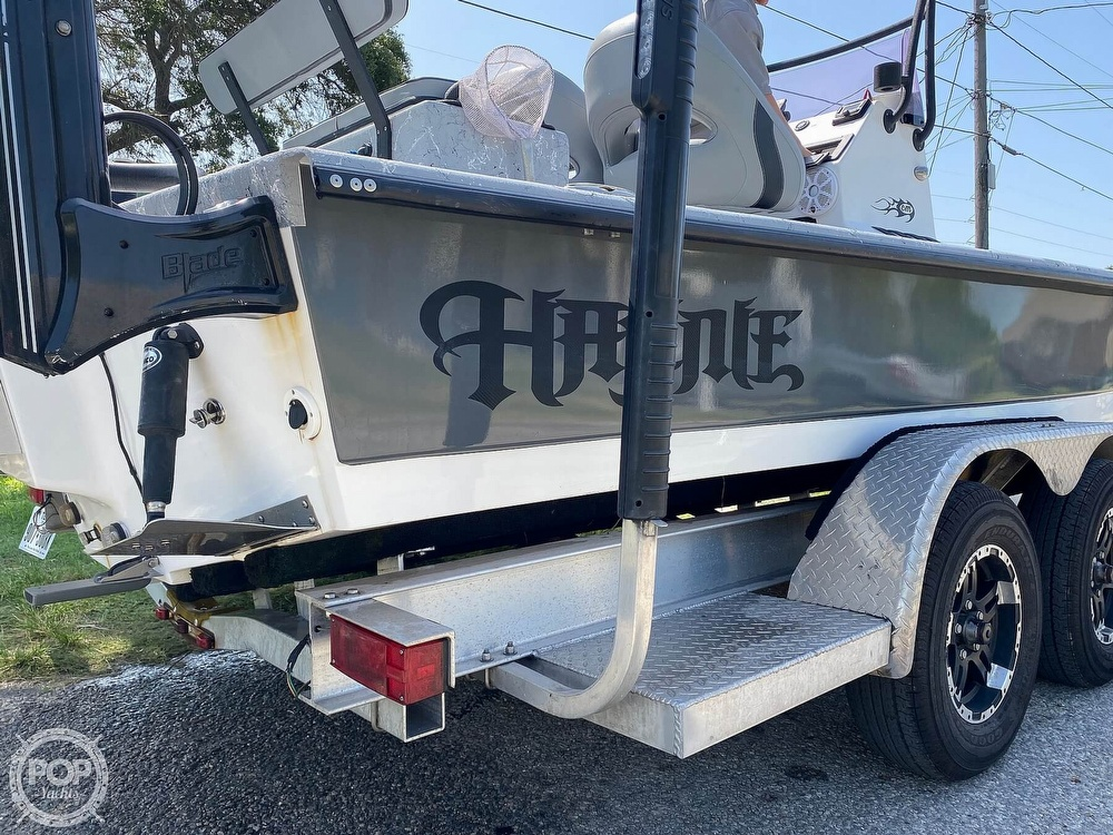 2020 Haynie boat for sale, model of the boat is 25 Magnum & Image # 15 of 36