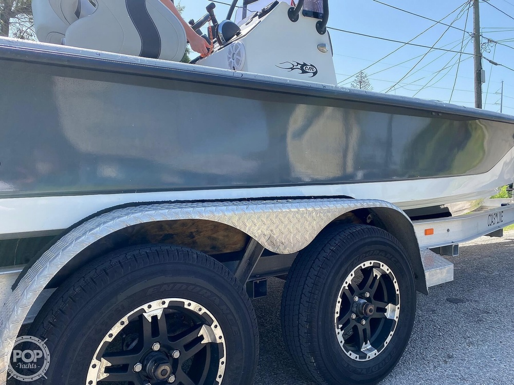 2020 Haynie boat for sale, model of the boat is 25 Magnum & Image # 16 of 36