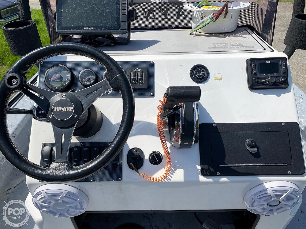 2020 Haynie boat for sale, model of the boat is 25 Magnum & Image # 26 of 36