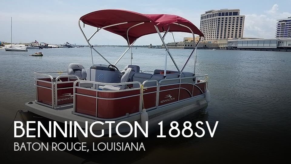 Used Bennington 18SF Boats For Sale by owner | 2020 Bennington 18SF