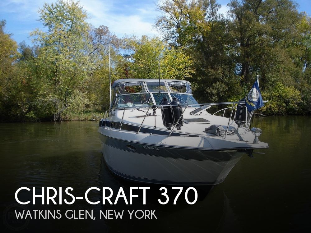 Used Power boats For Sale in Scranton, Pennsylvania by owner   1988 Chris-Craft 370 Amerosport