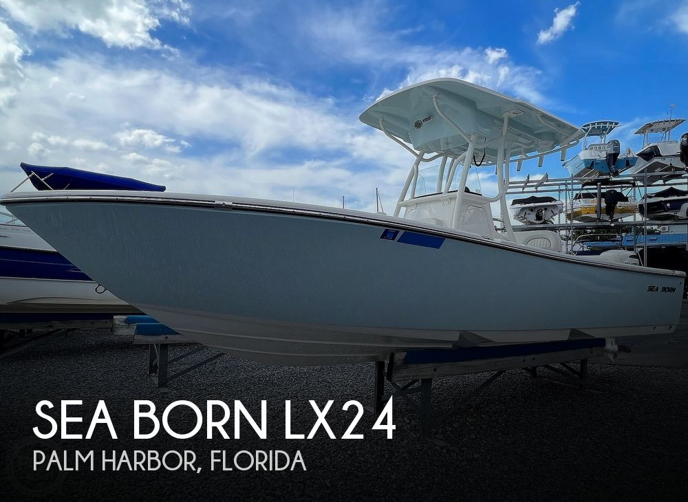 2019 Sea Born boat for sale, model of the boat is LX24 & Image # 1 of 40