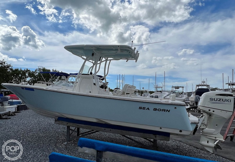 2019 Sea Born boat for sale, model of the boat is LX24 & Image # 16 of 40